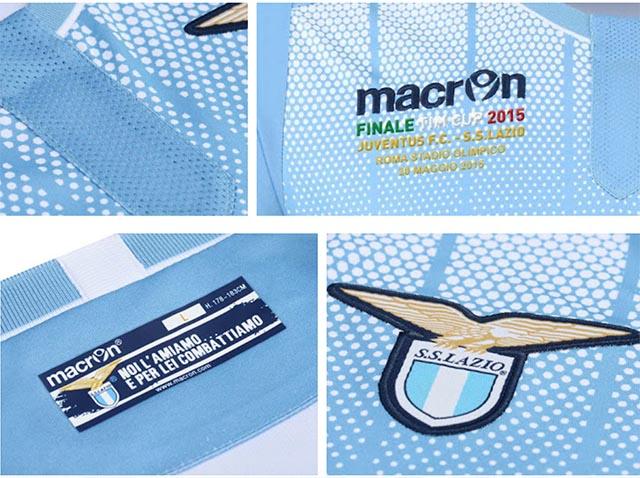 lazio nuova maglia macron