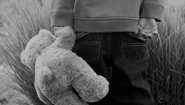 little-boy-and-teddy-bear