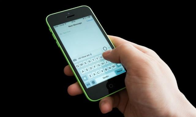 messaggi smartphone