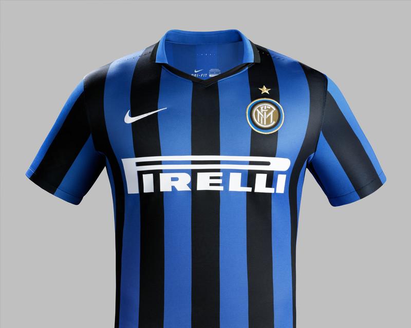 Inter Ufficiale La Nuova Maglia Nike 2015 2016 Foto