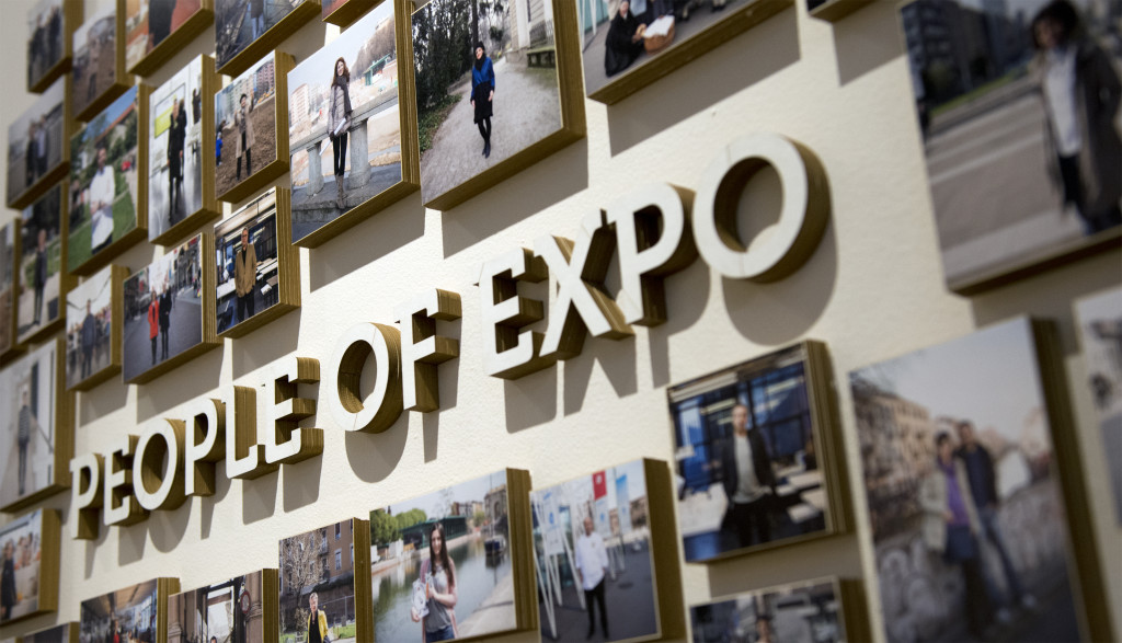 people of expo