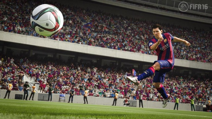 FIFA 2016 Messi