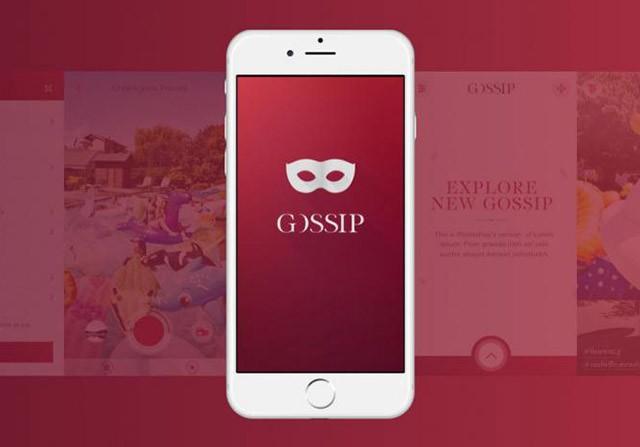 Gossip app