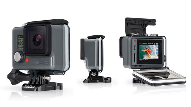 GoPro presenta la HERO+ LCD, nuova entry-level con display touchscreen