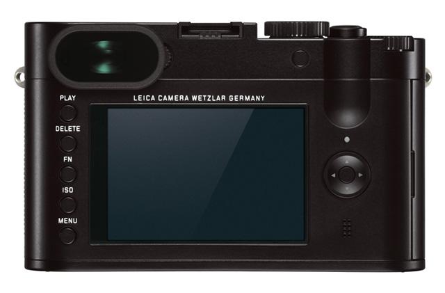 Leica Q retro
