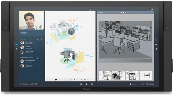 Microsoft Surface Hub nn