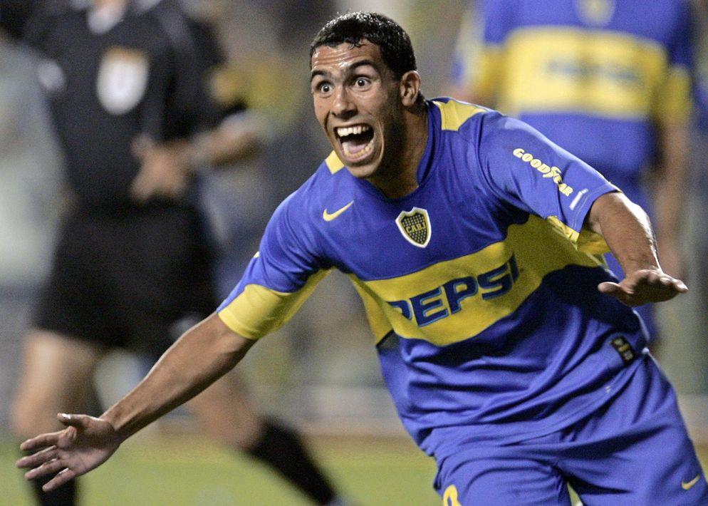 Tevez-con-la-maglia-del-Boca-Juniors