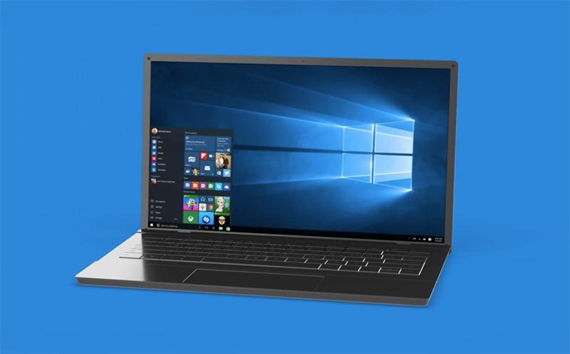 Windows 10 Ecco Il Nuovo Sfondo Ufficiale Overpress