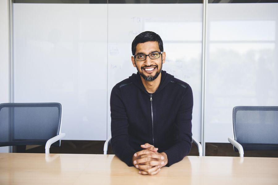 Sundar Pichai, la mente dietro al successo di Google parla del futuro