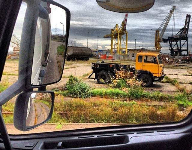 camionisti fotografi