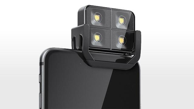 iblazr 2, Il miglior flash esterno per smartphone