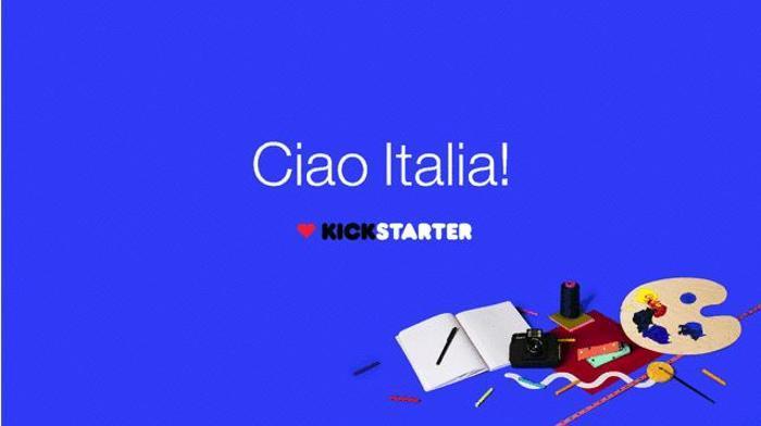 kickstarter ciao