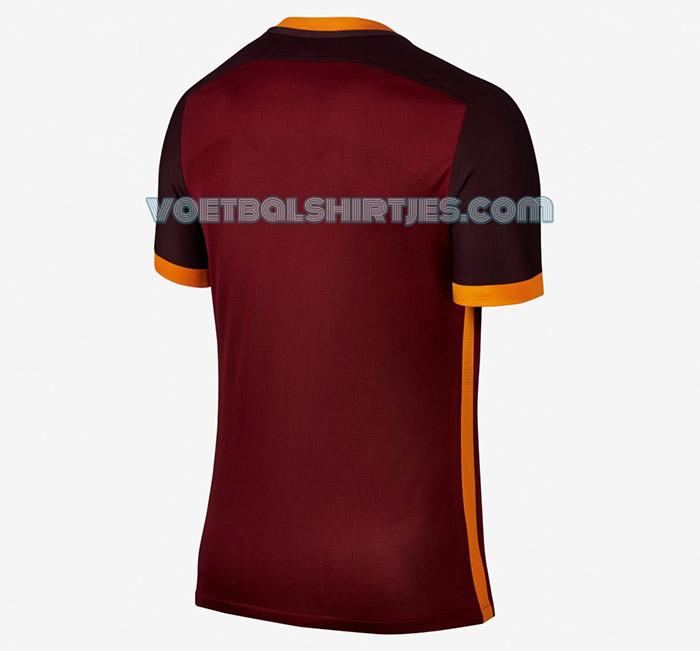 nuova maglia roma 2015 retro