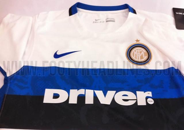 seconda maglia Inter