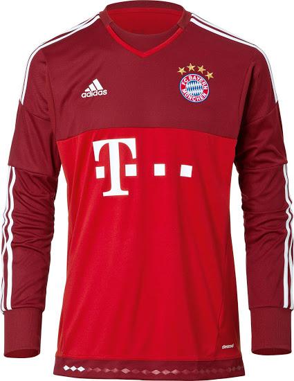 Bayern Monaco 2015-2016 maglia portiere