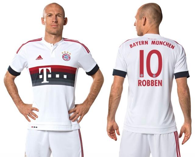 Bayern Monaco 2015-2016 robben