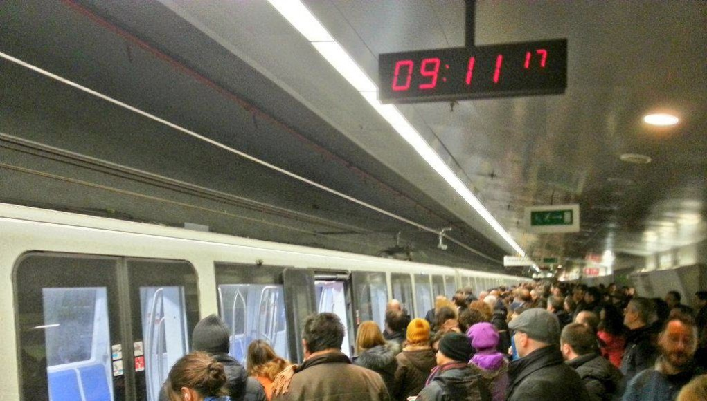 Metro disagi