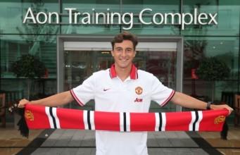 Darmian - Manchester United