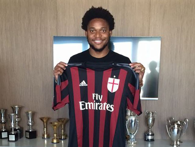 Milan Luiz adriano