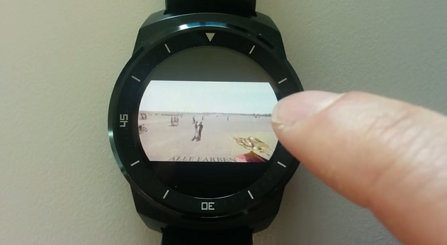 android wear youtube