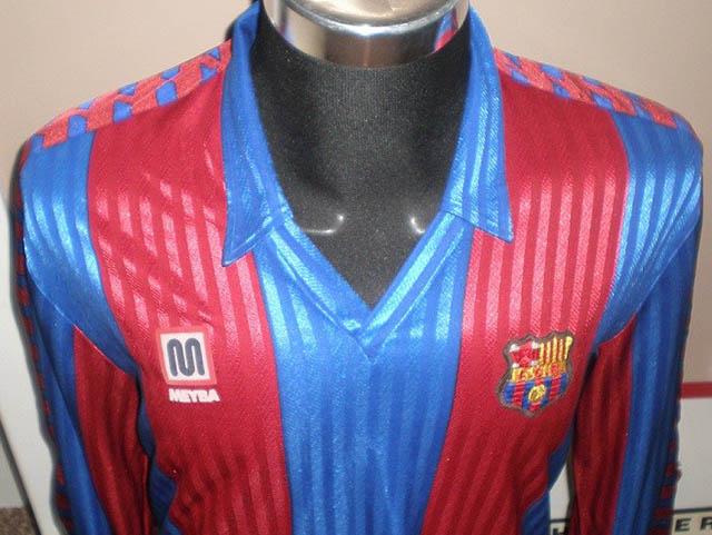 barcellona maglia 1992
