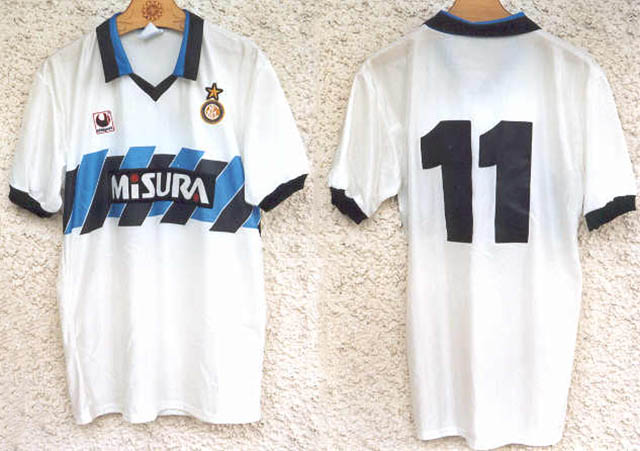 inter maglia 1990-91