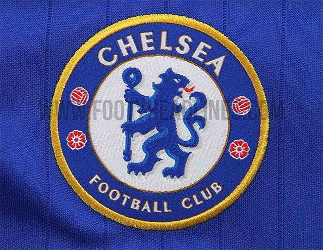 logo Chelsea nuove maglie