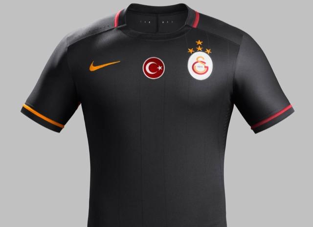 maglia away maglie Galatasaray