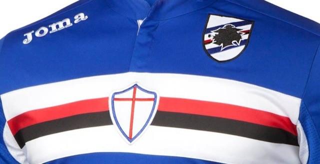 nuova maglia samp 2015-2016