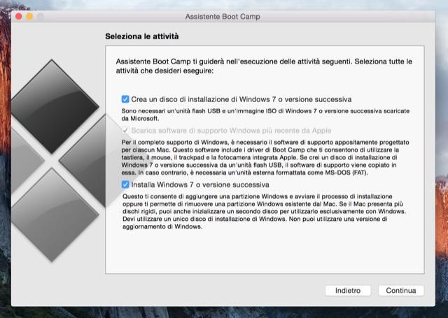Boot Camp Windows 10