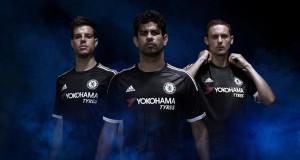 Chelsea terza maglia