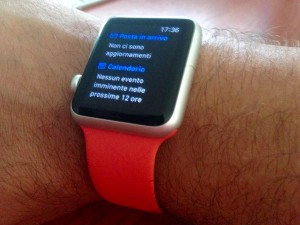 Outlook Apple Watch