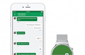 Google Android Wear iOS
