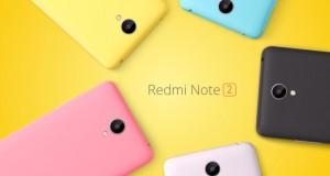 Redmi Note 2