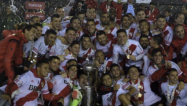 River Plate_Coppa Libertadores