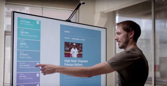 Touchjet WAVE: trasforma il televisore in una smart TV