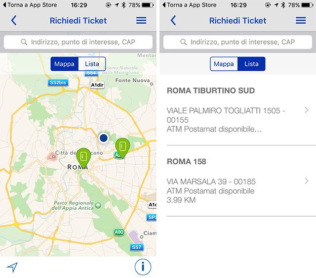 Ufficio Postale app