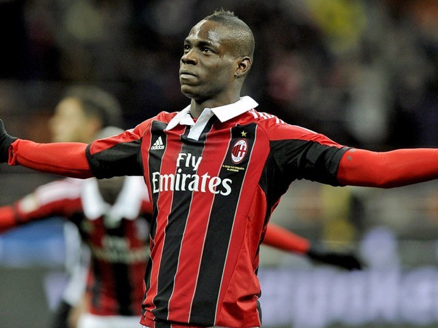 Milan - Balotelli