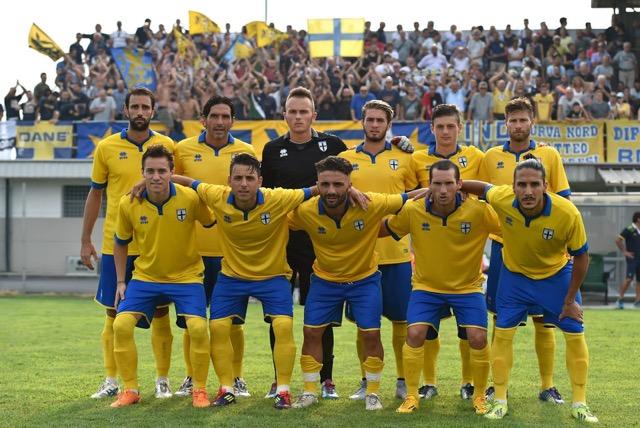 nuove maglia Parma Calcio