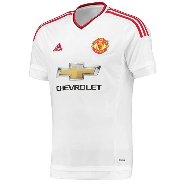 seconda maglia Adidas Manchester copia