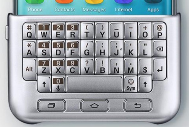 tastiera galaxy s6 edge