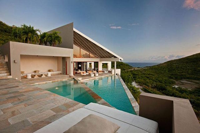 Trenta case da sogno dove passare le vacanze estive... - OverPress