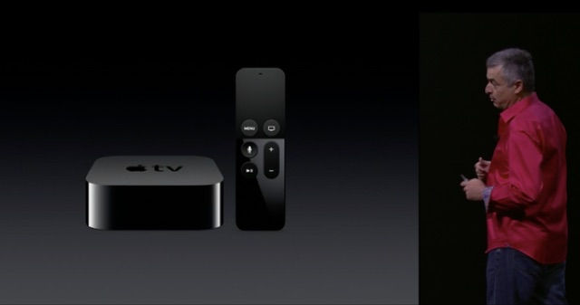 Apple TV 4gen