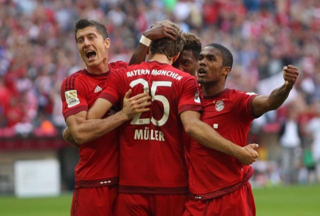 Il Bayern Monaco sarà l'avversario della Juventus negli ottavi di Champions League.