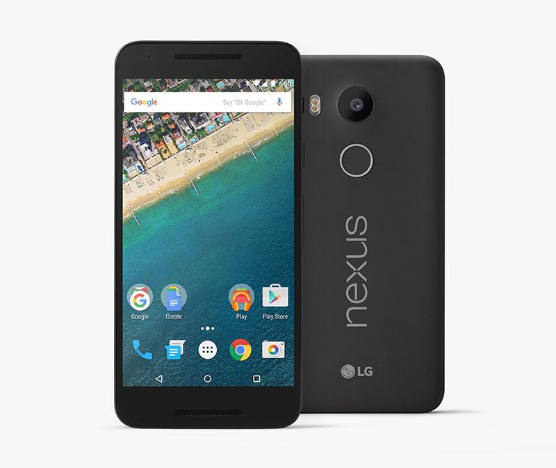 Nexus 5X: specifiche tecniche, data di uscita e prezzo