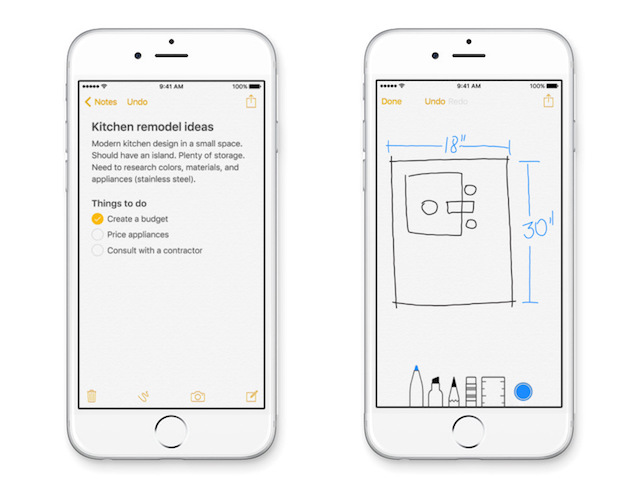 Notes-in-iOS-9