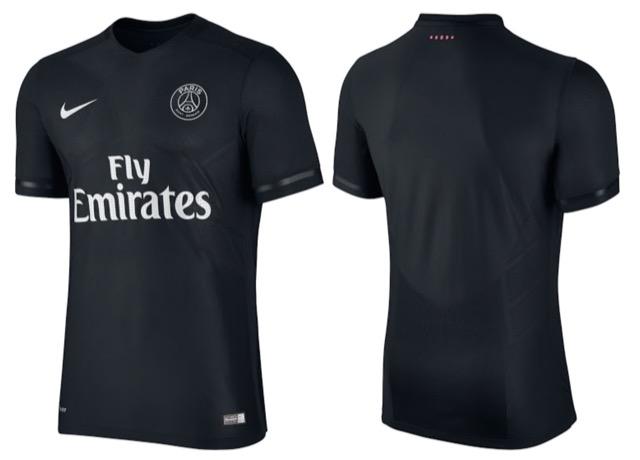 PSG terza maglia