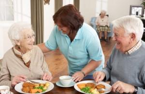 anziani cibo