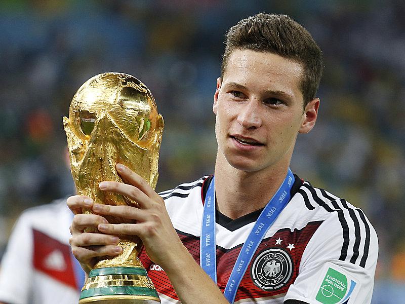 Draxler, giocatore soffiato dal Wolfsburg alla Juve.