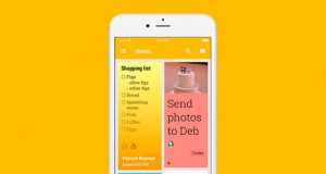 google keep ios